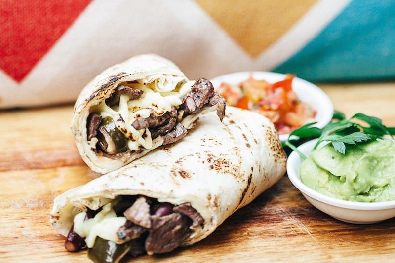 Mexican Beef Burritos Recipe
