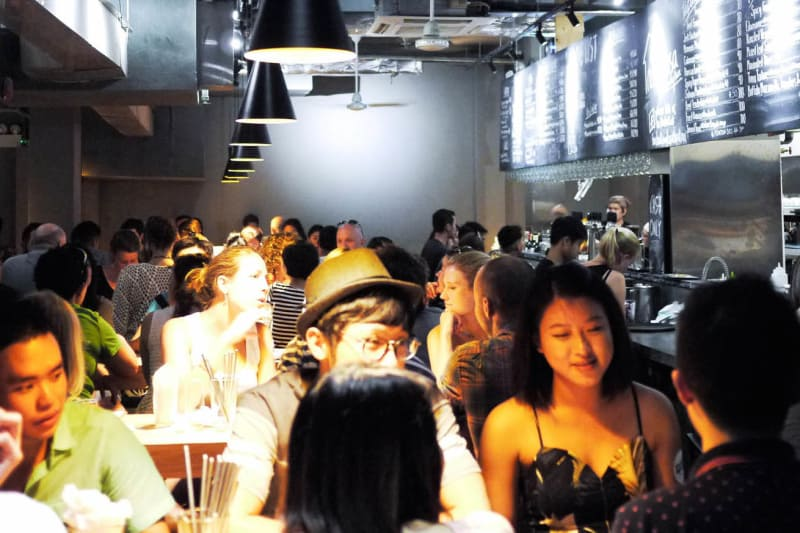 Grand Opening Party at Casa in Kennedy Town East