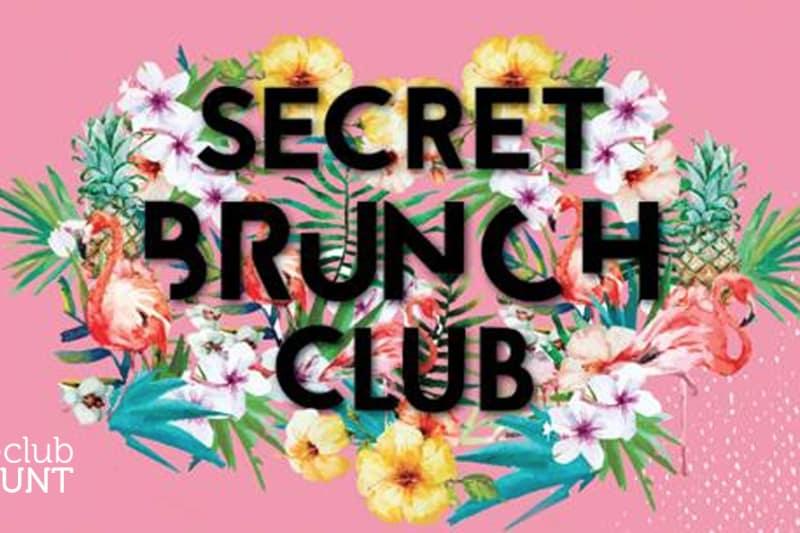 Hushup Secret Brunch Club