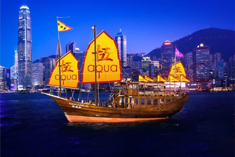 Free Rides Around Victoria Harbour on Saturday September 19
