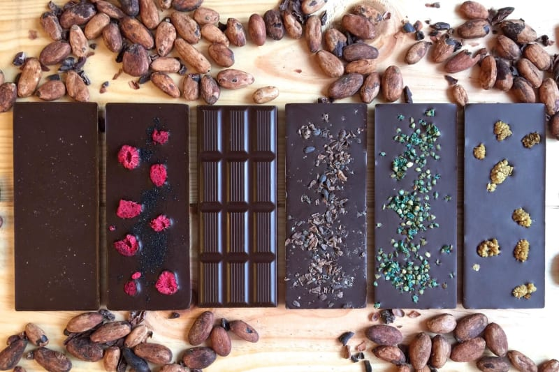 Raiz the Bar: The Newest Raw Chocolate on the Block