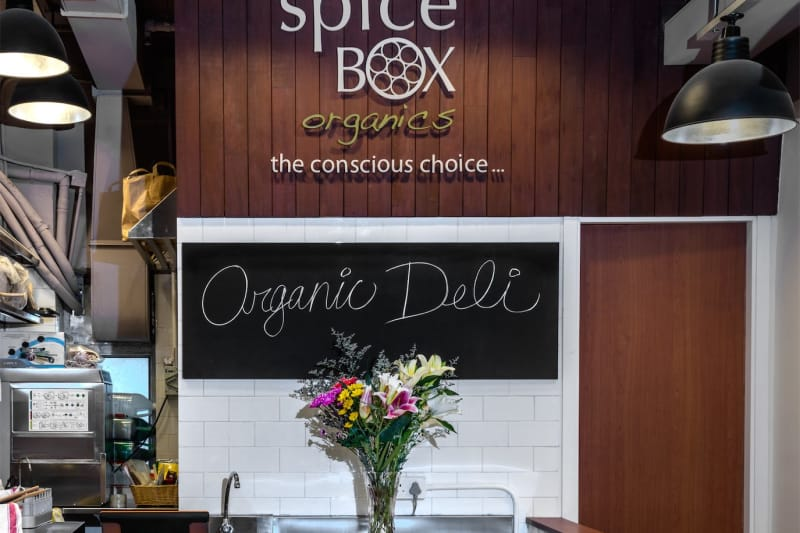 Spice Box Organics Market and Cafe Opens on Caine Road