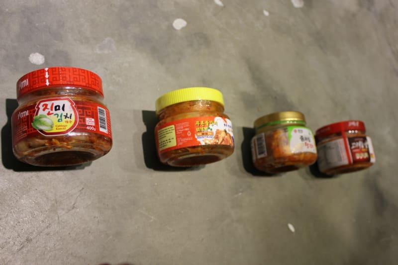 Food War - Kimchi Conflict