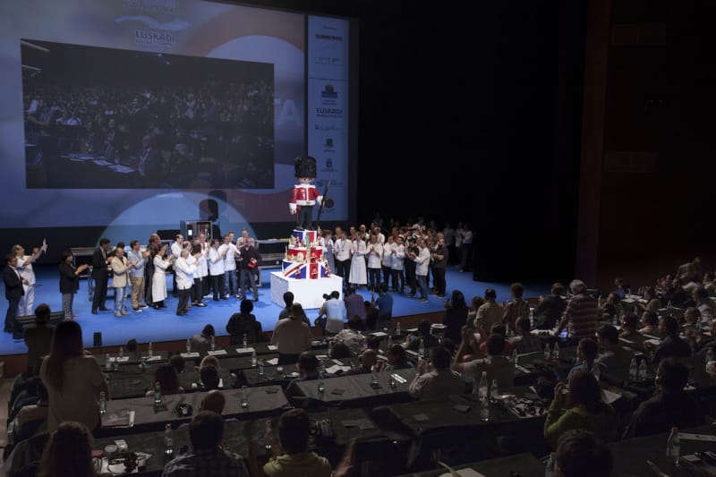Hong Kong and Singapore Showcase at Gastronomika 2015 in San Sebastian This Week