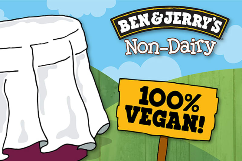 Ben & Jerry's New Non-Dairy: Now Everyone Can Enjoy Ice Cream