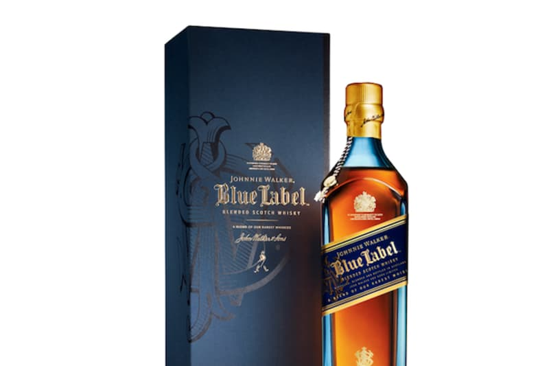 Johnnie Walker Blue Label Tasting