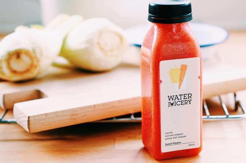 2 New Juiceries in Hong Kong: Catch Juicery and Water Juicery