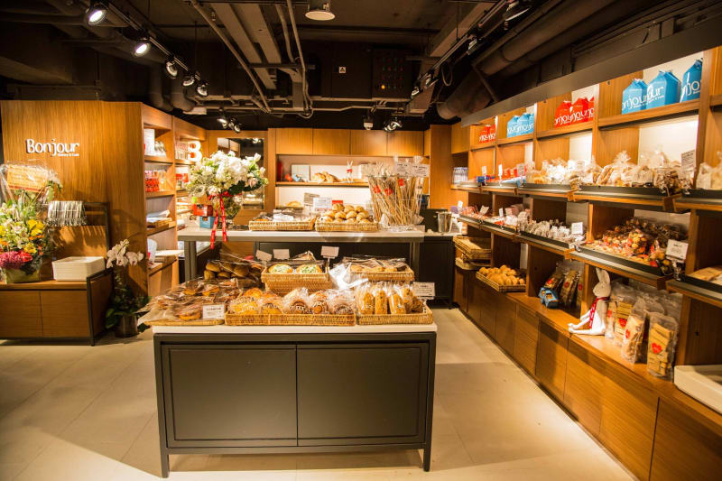 台灣人氣熱店登陸香港<br>Bonjour烘焙坊 巧製精品麵包