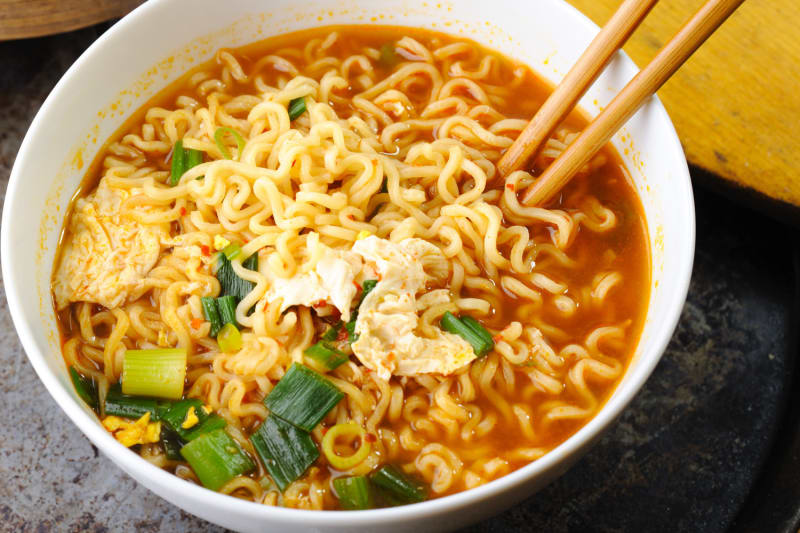 Ramen with Cheese