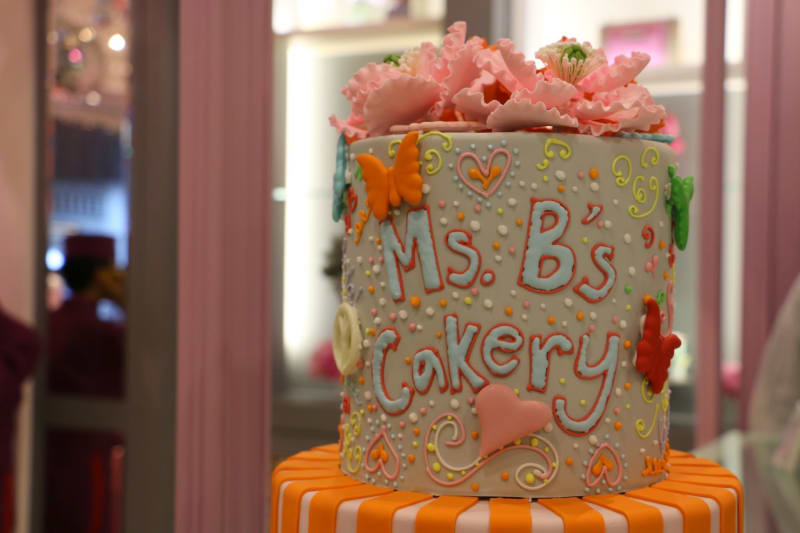 FOODIE ALERT: The Grand Joyce x Ms B's Cakery