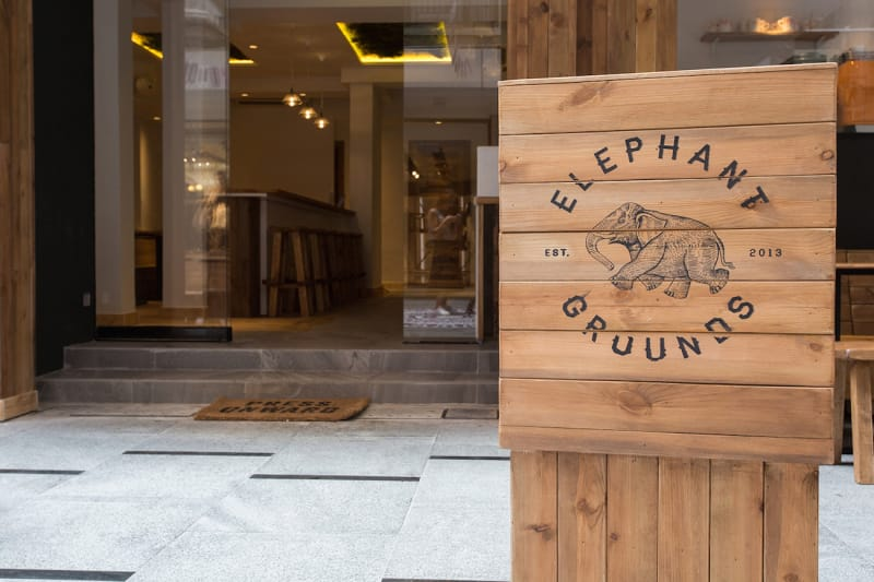 Elephant Grounds Coffee & Kitchen Causeway Bay