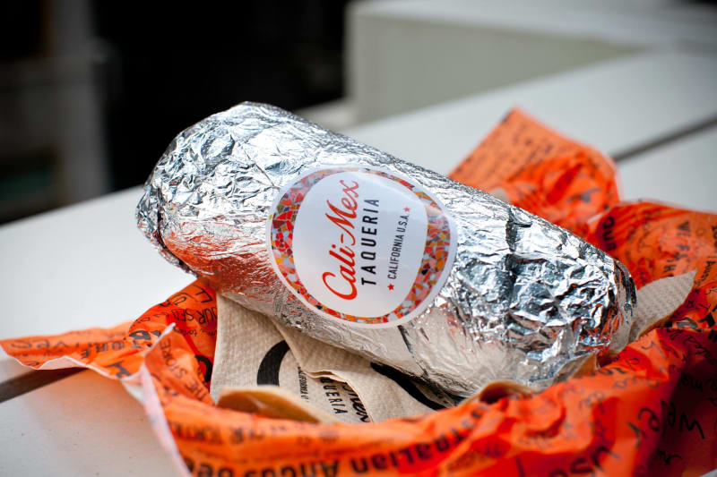 Cali-Mex's Delivery App Means Less Talking and More Eating Delicious Burritos