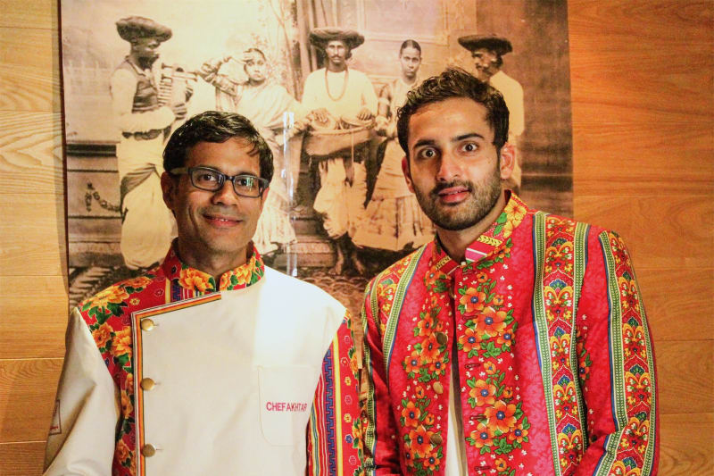 Interview with Chef Akhtar Nawab from New York