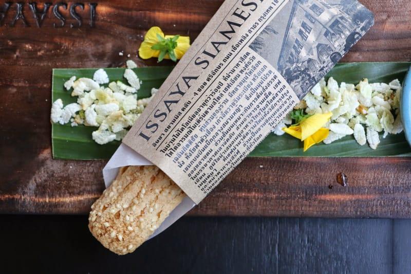 Issaya Siamese Club,亞洲最佳50餐廳之一