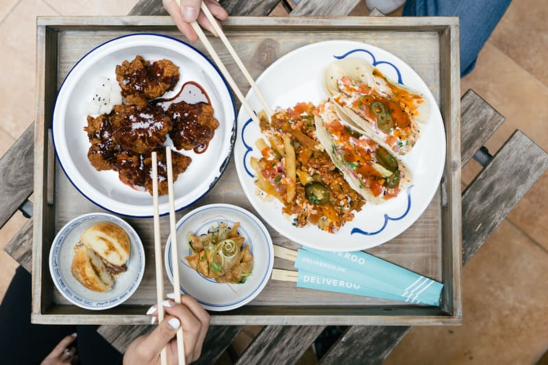 The Best New Restaurants Now on Deliveroo