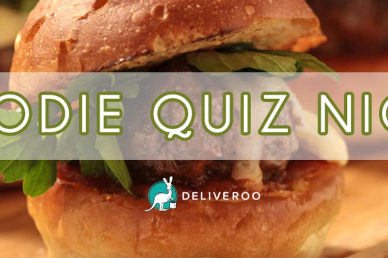 Foodie Quiz Night With Deliveroo Part II