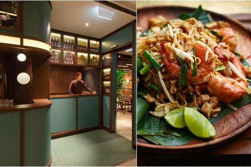 NEW Thai Restaurant Review: Mak Mak