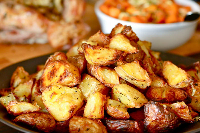 Boozy Recipe: White Wine Potatoes