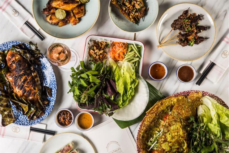 於Black Sheep Restaurants 新酒吧餐廳Le Garçon Saigon品嚐越式風味