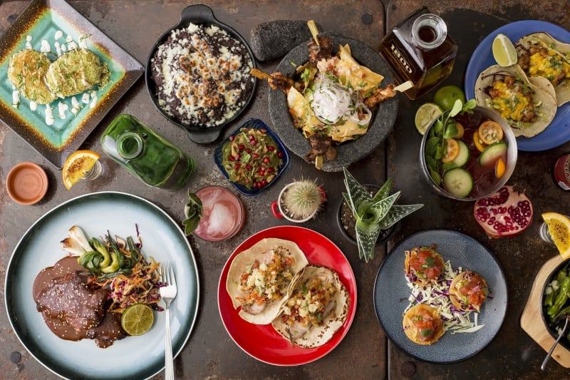 Brickhouse's New Menu Will Spice Up Your Summer