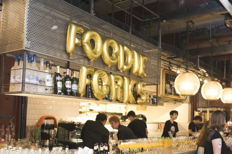 Our Foodie Forks Awards Party [VIDEO]