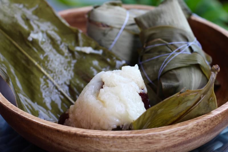 RECIPE: DIY Sticky Rice Zongzi 粽子 for Dragon Boat Festival