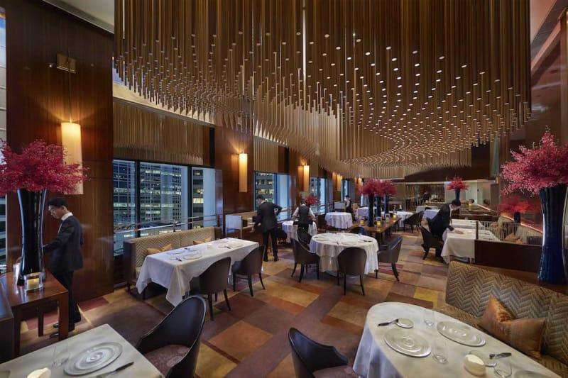 Amber Ranks 20th in World's 50 Best Restaurants 2016