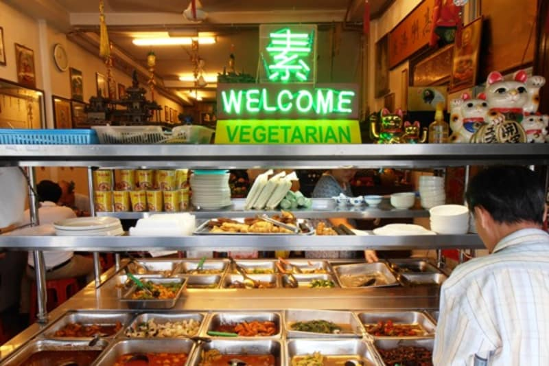 Best 5 Budget Vegetarian Restaurants
