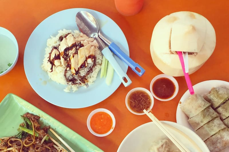 Foodie Guide to Eating in Singapore