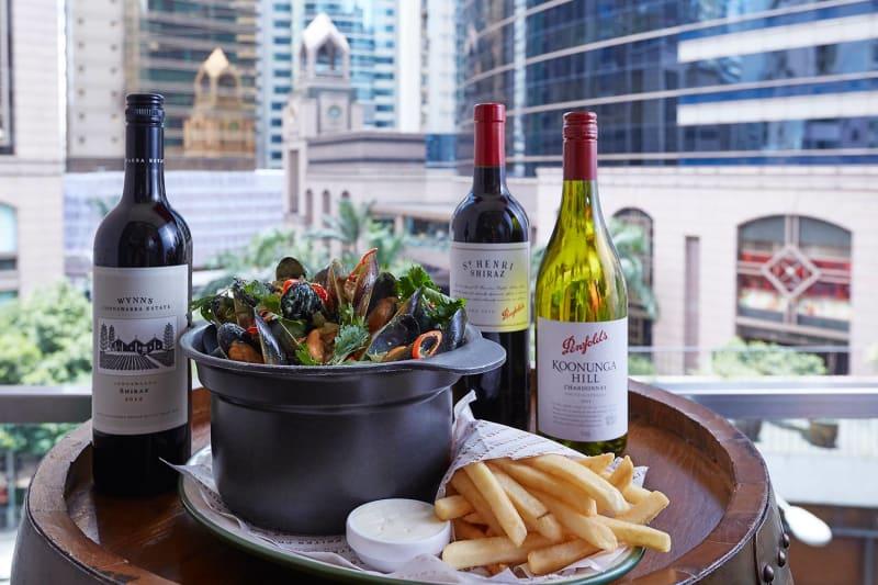 於FRITES嚐青口葡萄酒 贏取澳洲雙人旅遊套票