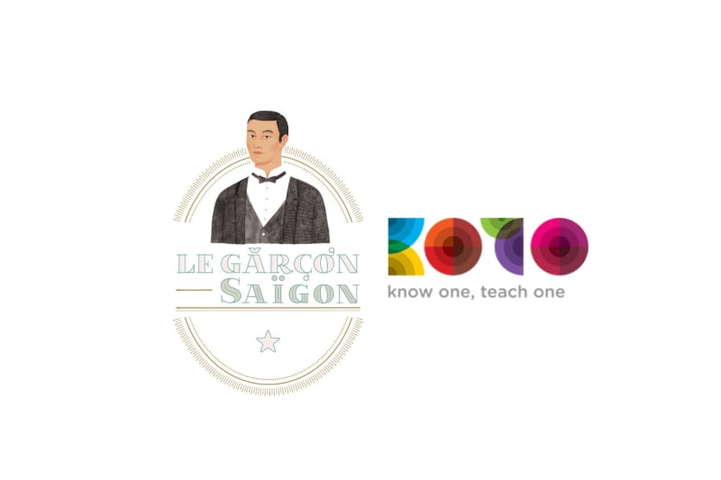 Le Garçon Saigon to host KOTO Foundation's fundraiser