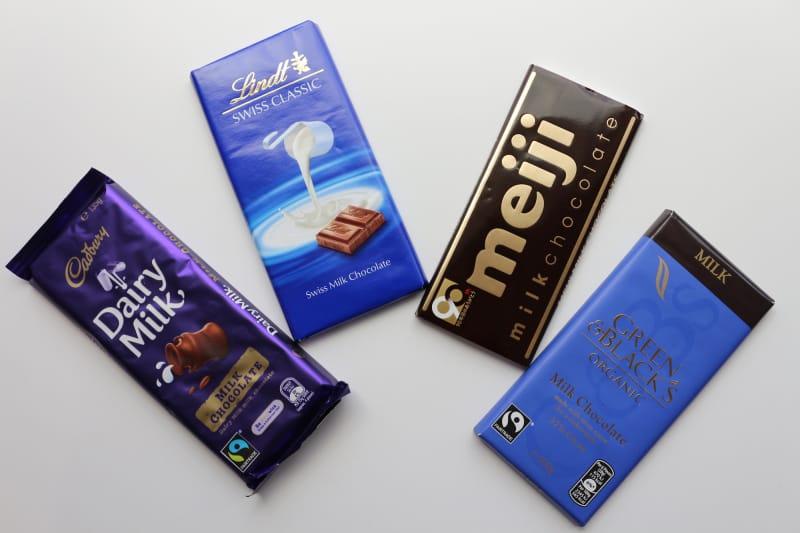 FOOD WAR: Milk Chocolate Madness