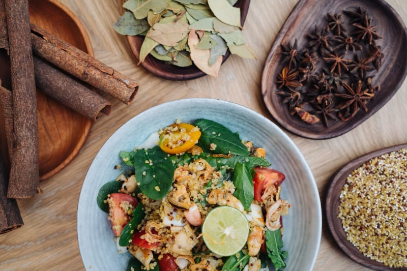 NEW Health Food and Coffee: The Elephas