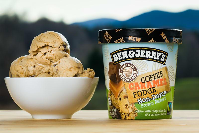 Ben & Jerry's Vegan Ice Cream