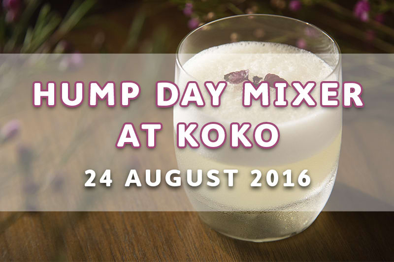 Hump Day Drinks at KOKO by Kee Club