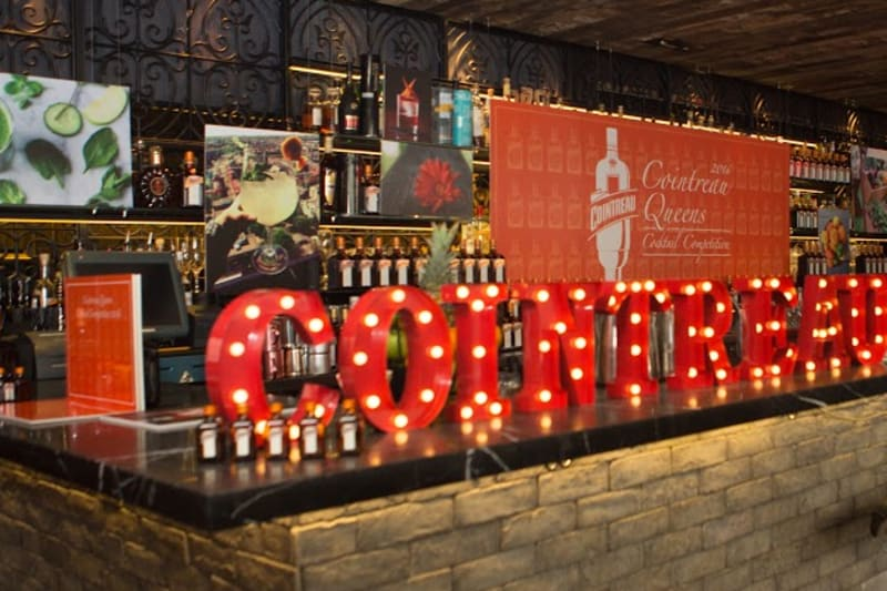 Cointreau Queens Cocktail Competition 2016