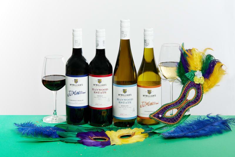 釀酒世家McWilliam's教你美酒配小食 延續巴西奧運精彩