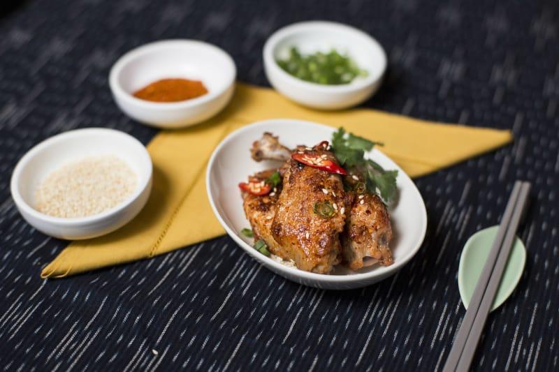 RECIPE: Chilli Fagara's Spicy Chicken Wings