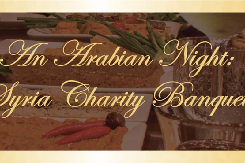 Zahrabel Charity Banquet: 14 September 2016