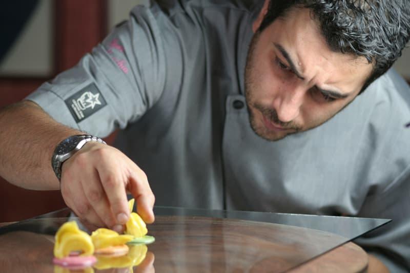 米芝蓮名廚Igor Macchia親臨Alto 88炮製 限定套餐
