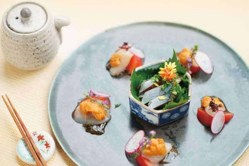 The Art of Omakase