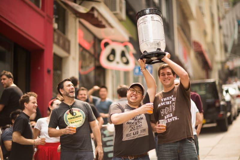 Free Beer Weekend: 14 and 15 October