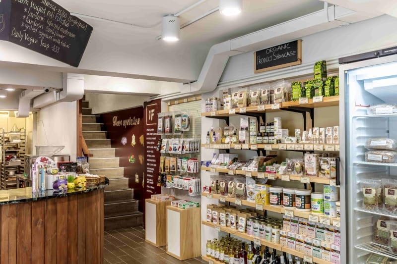 SpiceBox Organics Open Kennedy Town Store