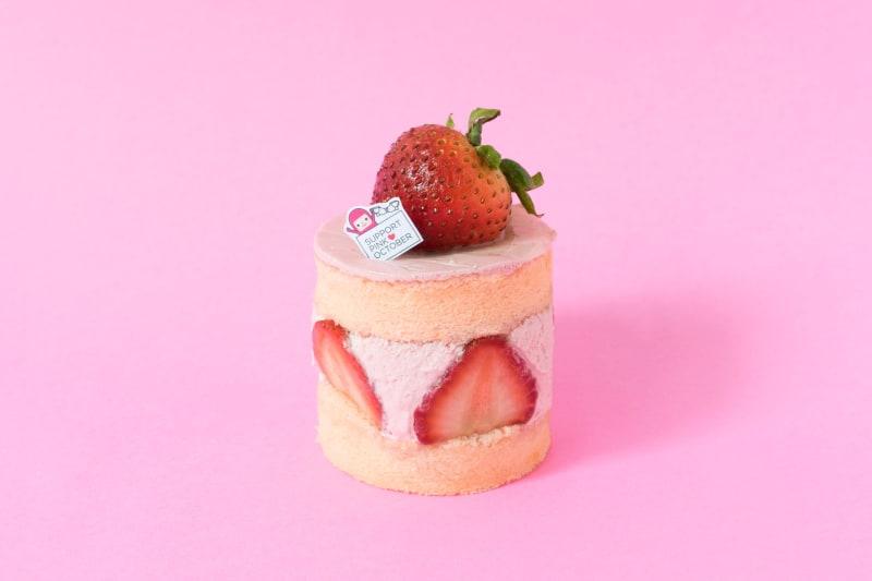 Vive Cake Boutique限量推出Pink Mission為「粉紅十月」籌款