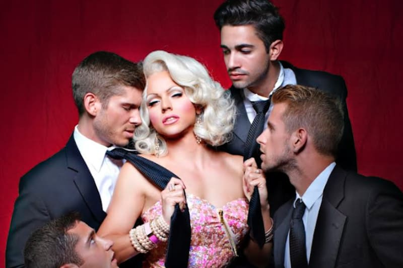 Dinner & Show: Courtney Act Performs at SEVVA