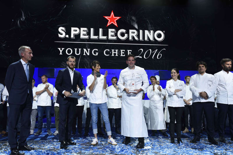 Mitch Lienhard of the US Wins S.Pellegrino Young Chef 2016
