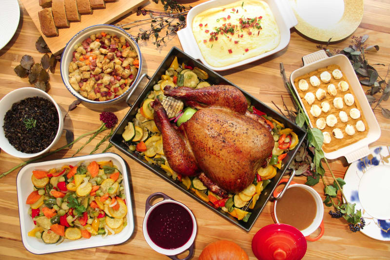 Top 5 Places to Get Your Thanksgiving Turkey