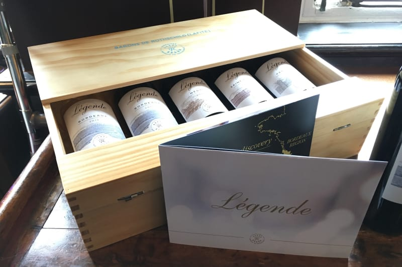 Légende: Everyday Wines with a Hint of Lafite