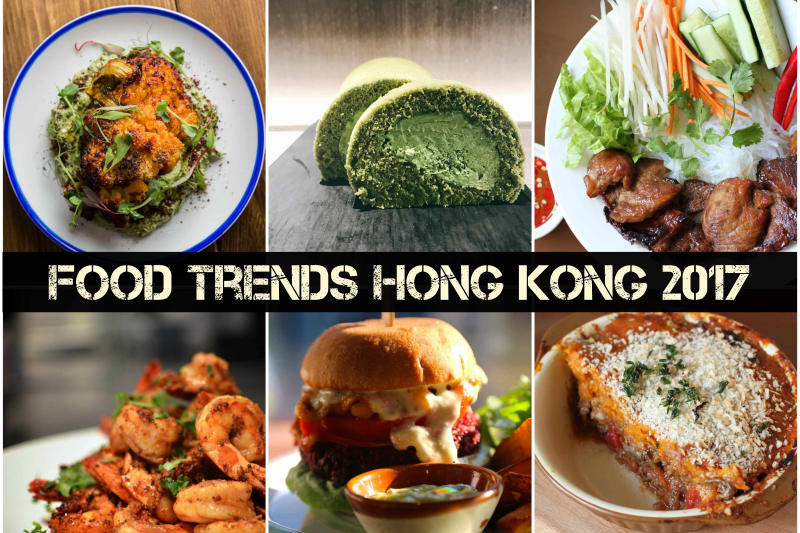 Food Trends Hong Kong 2017