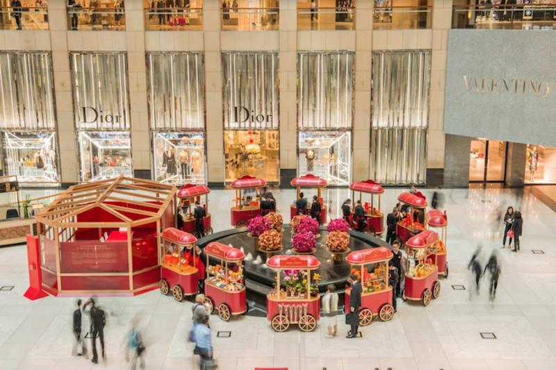 'A Year of Wisdom' this Chinese New Year at the LANDMARK in Central